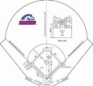 Free Softball Field Diagram  Download Free Clip Art  Free