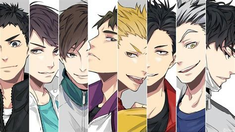 haikyuu anime national hot dad alliance haikyuu