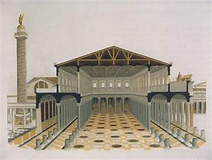 roman basilica section - Google Search | Ancient Rome ...