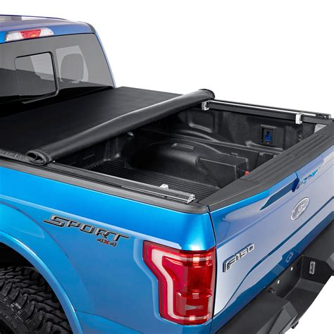 26012 roll up bed cover rixxu 174 toyota tacoma cab 2012 soft roll up