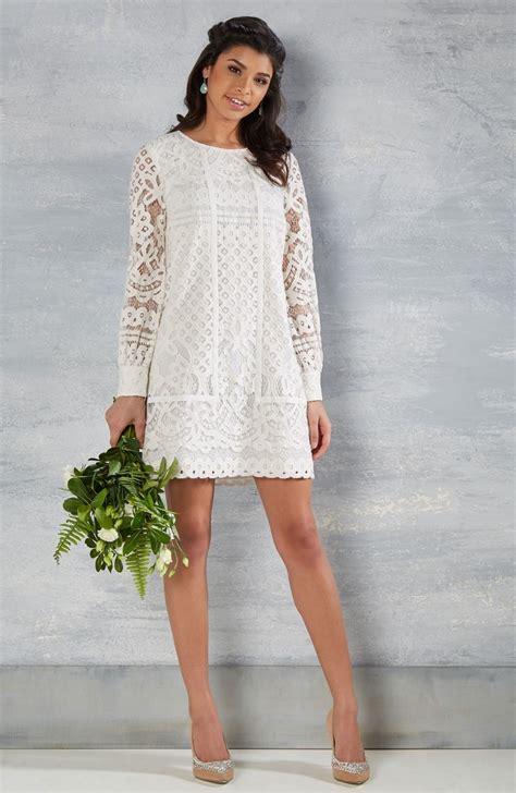 fresh simple courthouse wedding dresses aximedia