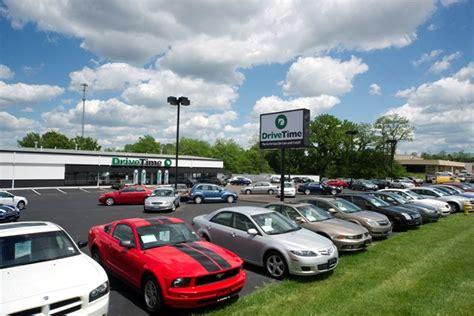 car dealer  fairfield   drivetime