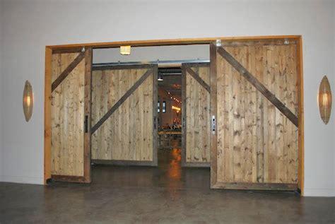 large sliding barn doors barn door large sliding doors
