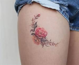 17 mejores ideas sobre Tatuajes De Flores en Pinterest Tatuajes de flores, Tatuaje de flor