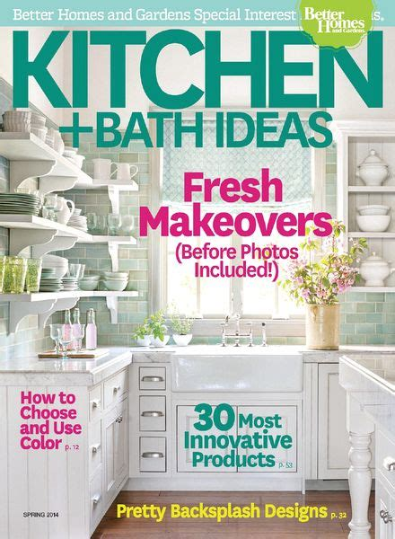 kitchen ideas magazine download kitchen and bath ideas march 2014 pdf magazine
