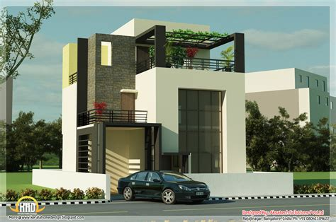 modern home plans with photos 5 beautiful modern contemporary house 3d renderings home