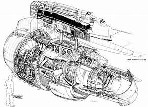 Nasa Space Shuttle Cutaway