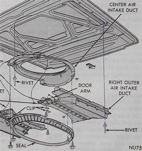 1969 Roadrunner 383 Air Grabber Hood Box Installation Instructions Diagrams  Pictures