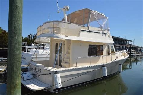 Boat Canvas Gloucester Va by 2005 Mainship 34 Trawler Power Boat For Sale Www