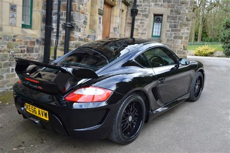 Porsche Cayman  Full Body Kit  Xclusive Customz