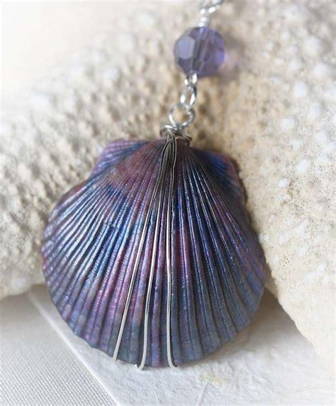 beautiful jewelry   seashells  jessica galbreth