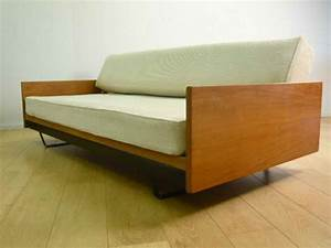 Furniture create new style with modern mid century sofa for Mid century style sofa bed