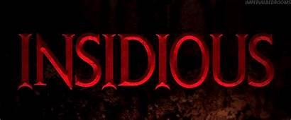 Insidious Horror Fanpop Mama Gifs Title Blood