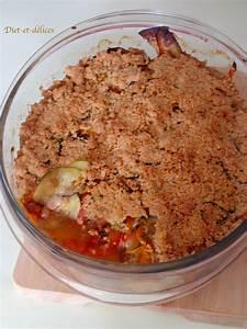 Crumble De Légumes : crumble de l gumes diet d lices recettes diet tiques ~ Melissatoandfro.com Idées de Décoration