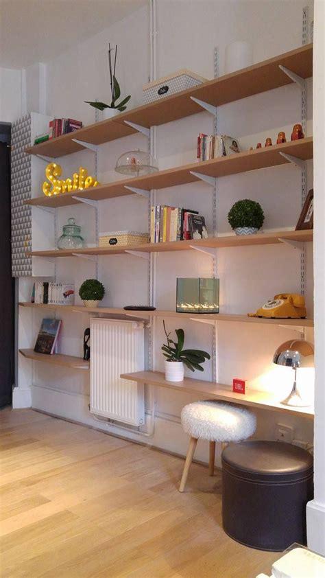 bureau osb les 25 meilleures idées de la catégorie étagères murales
