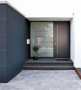 Vordach Hauseingang Modern : haustueren modern 06 eingangsbereich pinterest modern ~ Michelbontemps.com Haus und Dekorationen
