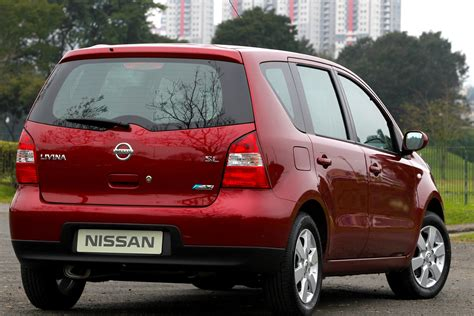 Nissan Livina Picture by Nissan Livina 2011 02 All The Cars
