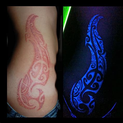 Blacklight Tattoos February 2012