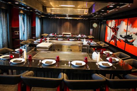 Review Izumi Hibachi On Harmony Of The Seas  Royal