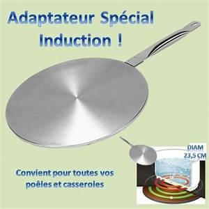 Plaque Relais Induction : adaptateur induction vitroc ramique disque relais plaque ~ Premium-room.com Idées de Décoration