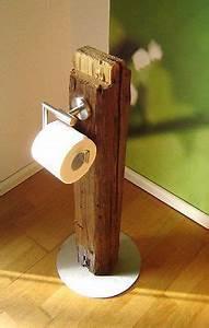 Handtuchhalter Stehend Edelstahl : design toilettenpapier halter einzelst ck massivholz ~ A.2002-acura-tl-radio.info Haus und Dekorationen