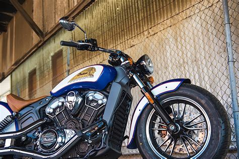 Indian Motorcycle's 2017my Lineup Is Here And It's