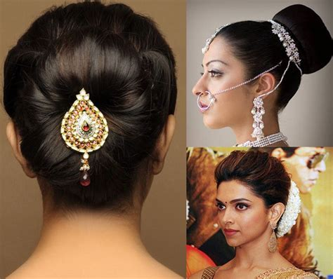 indian hair style 10 indian bridal hairstyles for hair 2816