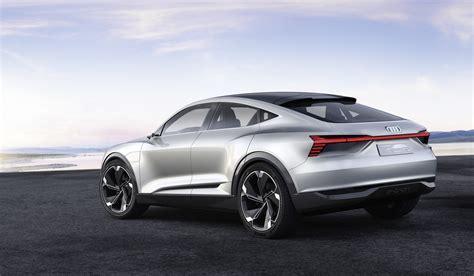 Audi Etron Sportback  2017 Cartype