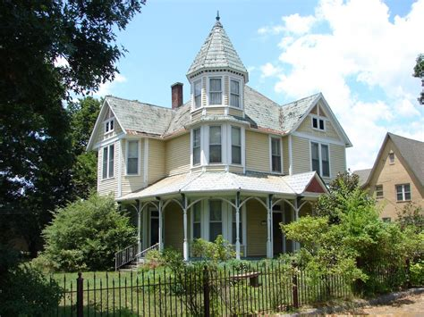 House Style : Magnificent Victorian Style House Architecture