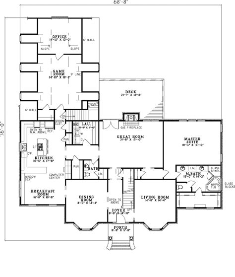 georgian floor plans house plans and more 1 georgian house floor plans