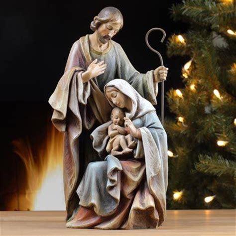 jesus christmas crib statue set buy 430 best nativity images on nativity nativity and holy family