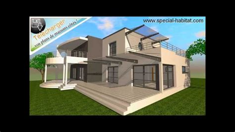 wwwplans de maison modernecom cubique moderne building  modern house sims  youtube
