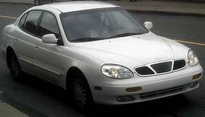 2002 Daewoo Leganza Cdx