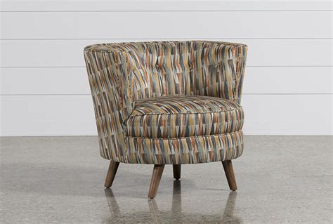 martin swivel accent chair living spaces