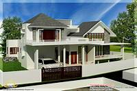modern home design New contemporary mix modern home designs - Kerala home ...