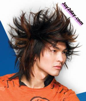 modern punk hair style for men hair2011 s blog