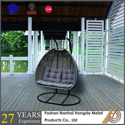 kid s patio egg shaped outdoor swing chair buy outdoor