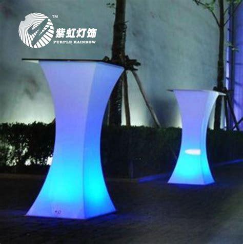 european plant directly fashion led light bar table square
