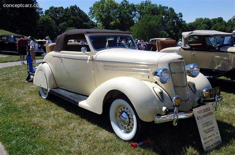 1935 Dodge Model Du History, Pictures, Value, Auction