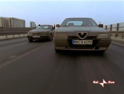 Alfa Romeo Cobra :  1988 Alfa Romeo 164 1a Serie In