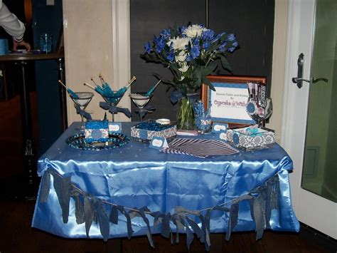 Denim And Diamonds Party Decorations