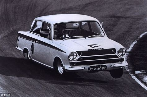 jim clark lotus cortina the lotus cortina that s beenowned by a hell s angel to