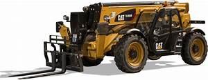 Caterpillar Telehandler Tl642  Tl943  Tl1055  Tl1255 Factory