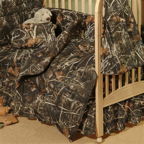 Max 4 Camo Bedding by Realtree Camo Comforters Realtree Max 4 Crib Comforter