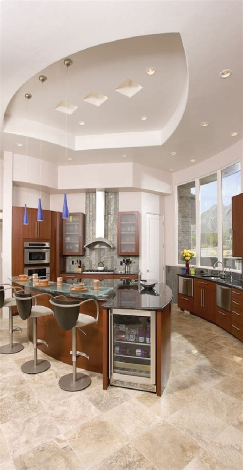 design ideas  beautify  kitchen ceiling