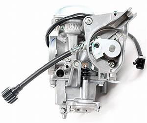 New Arctic Cat 400cc Atv Carburetor Carb Assembly 0470