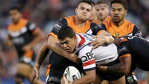Latrell Mitchell stars in Sydney Roosters victory over ...
