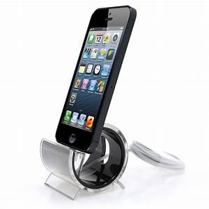 Iphone 5 Ladestation : ladestation f r apple iphone 5 5s 6 6s docking station design ladeger t schwarz ebay ~ Watch28wear.com Haus und Dekorationen