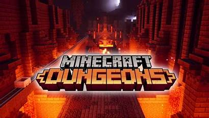 Minecraft Dungeons Wallpapers