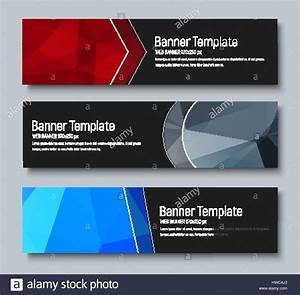 Design Of Horizontal Banners Standard Size  Template